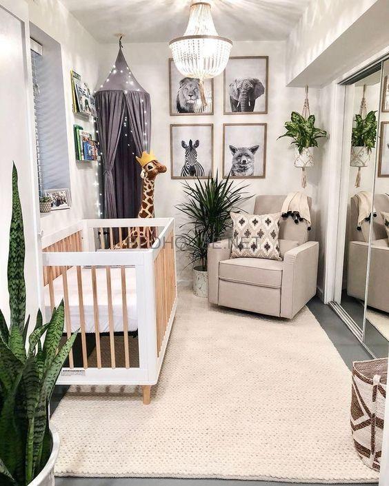 Bebek Odası Dekorasyon Fikirleri ve Modern Tasarımlar