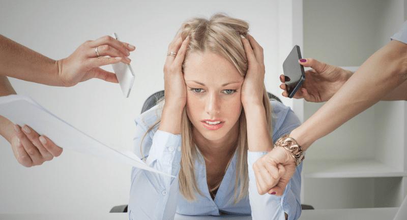 Tükenmişlik Sendromu Kişide 3 Farklı Biçimde Görülüyor