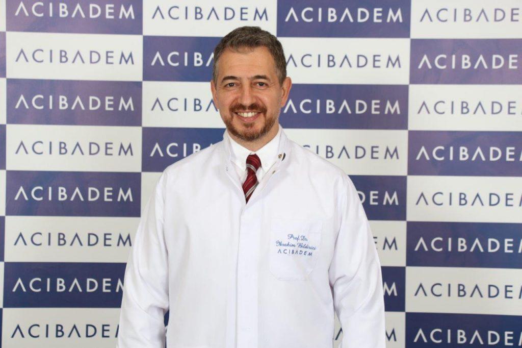 Acıbadem Maslak Hastanesi Kadın Hastalıkları ve Doğum/ Perinatoloji Uzmanı Prof. Dr. İbrahim Bildirici
