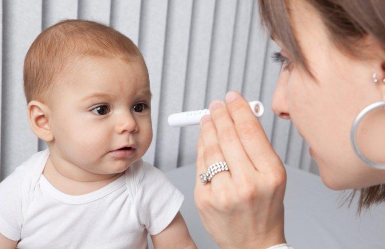 Yenidoğana ve 1 Yaşındaki Bebeklere Göz Kontrolü Şart