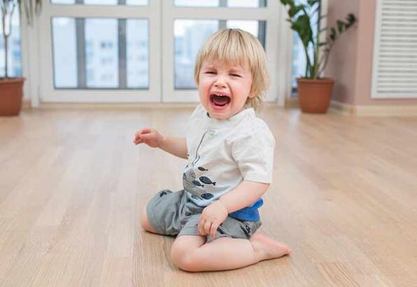 Küçük Çocuklarda Davranış Sorunları ve Çözümleri