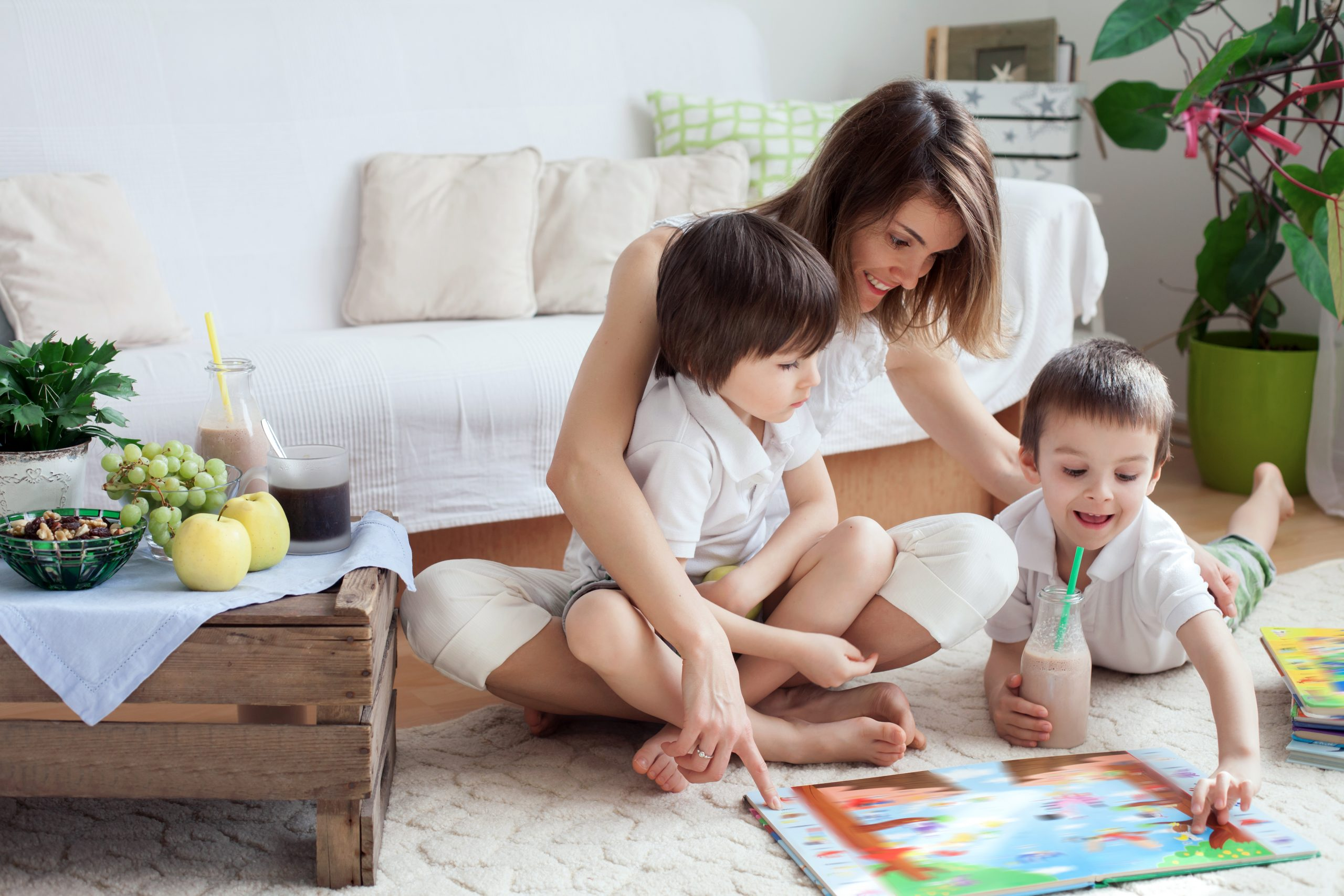 Korona Virüs Döneminde Çocuklar ile Evde Vakit Geçirmek