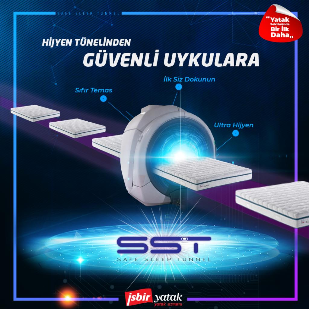 İşbir Yatak- SST Teknolojisi