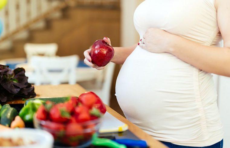 Hamilelikte Beslenme, Nelere Dikkat Edilmeli-Örnek Tablo