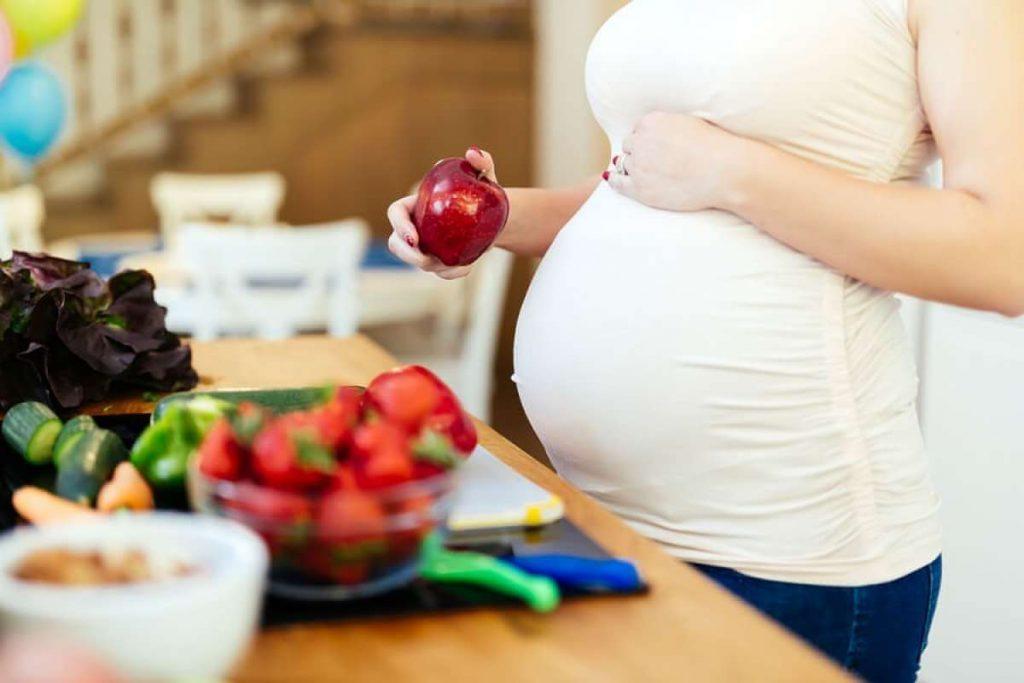 Hamilelik Sürecinde Sağlıklı Beslenmek
