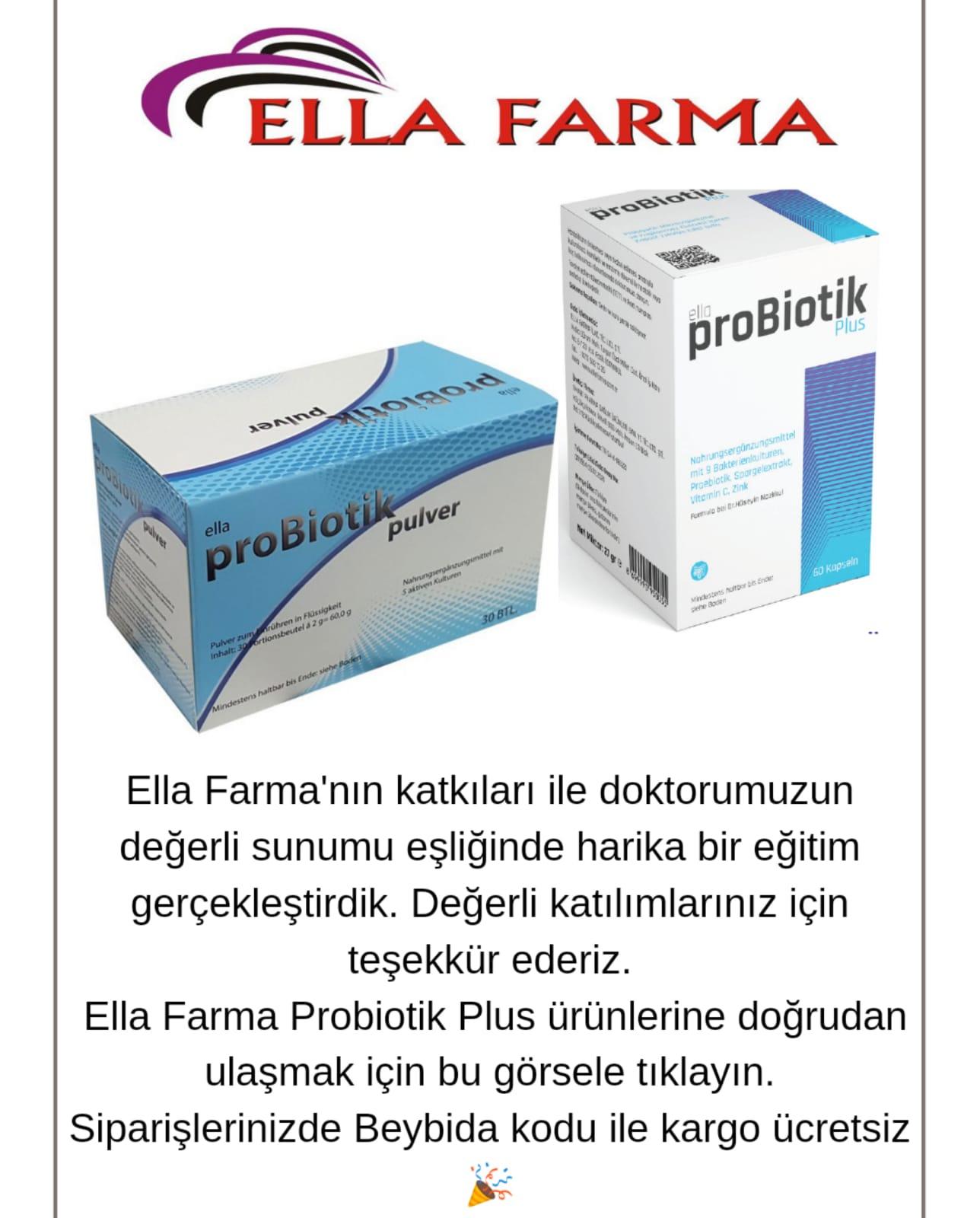 Ella Farma Probiyotik