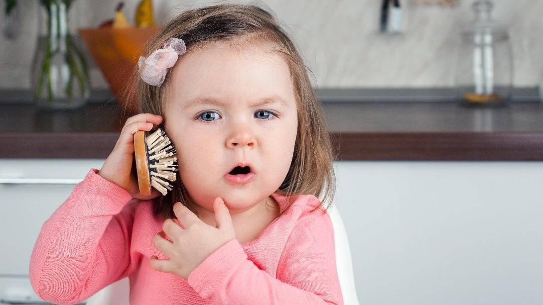Bebeğiniz Dil Gelişimi Sürecinde İşaret Dili Kullanıyorsa Dikkat!
