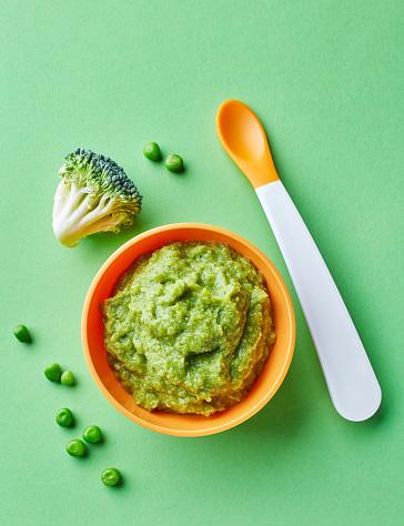 Bebekler İçin Brokolinin Faydaları ve Birbirinden Güzel Tarifler